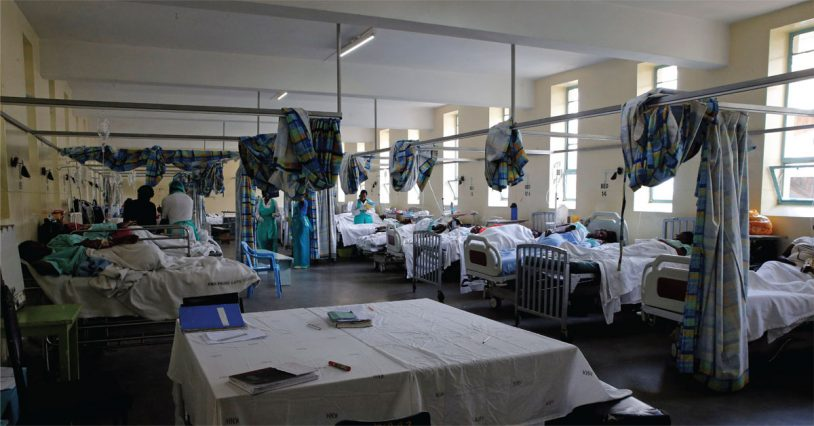 Detention of Patients Pending Payment of Bills is Unconstitutional