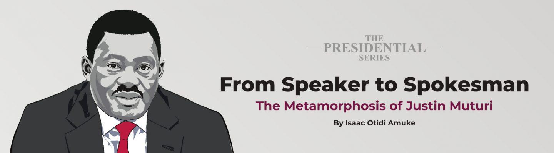 From Speaker to Spokesman